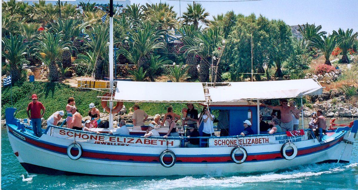 marelounda boat trip A1 - CLUB TOURS